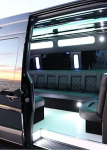Your team rides in style when you book with Executive Limo Bus. Call (415) 741-2850